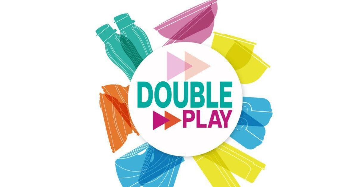 f9d46561b43 Φυλλάδιο Tupperware Double Play 2019 | Tupperware προσφορές - Τα ...