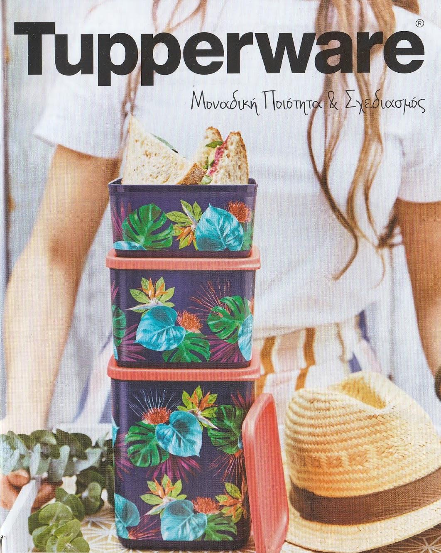 7fb8fff9465 Φυλλάδιο Δώρων και Προσφορών Tupperware Μαΐου 2019 | Tupperware ...