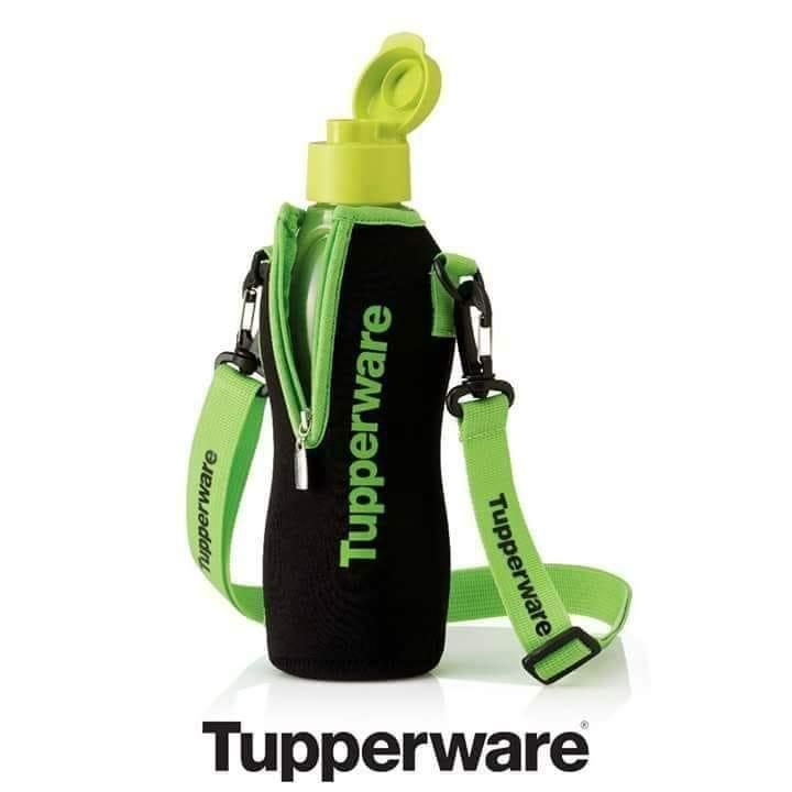 1906ee815 Ισοθερμική θήκη Tupperware για μπουκάλι νερού 750ml | Tupperware ...